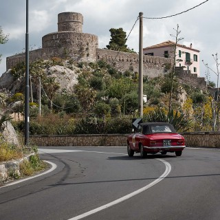 Alfa Romeo Is Keeping The History Of The Targa Florio Alive
