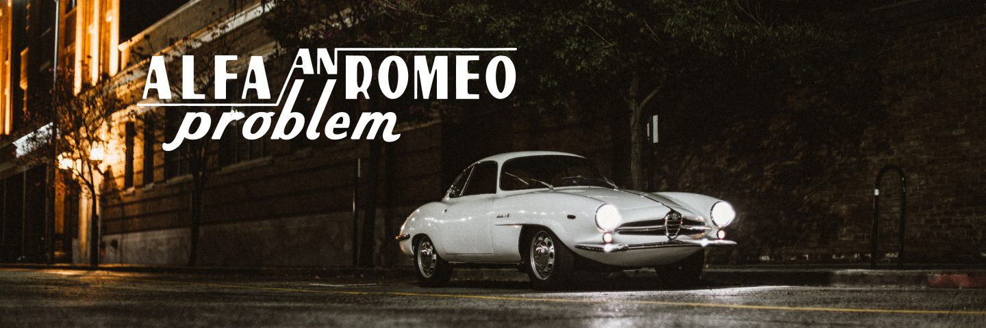 The Founder Of Petrolicious Has An Alfa Romeo Problem