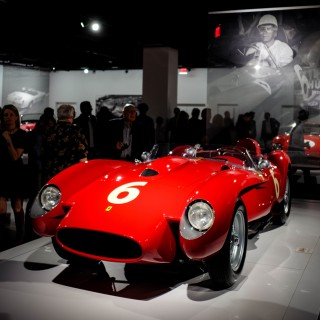 Seeing Red: 70 Years Of Ferrari Now On Display At The Petersen Automotive Museum