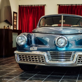 Preston Tucker's Legacy Is Alive And Well In Southern California