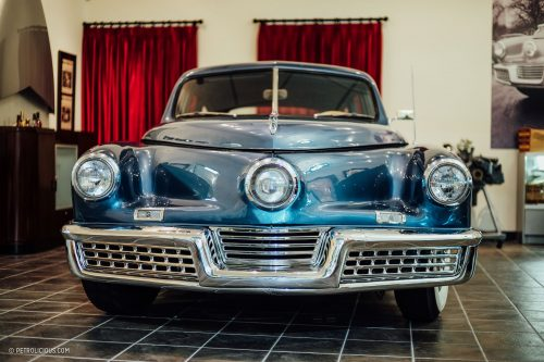 Preston Tucker S Legacy Is Alive And Well In Southern California