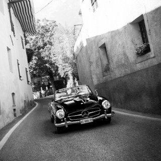 Remembering A Certain Scandalous Mercedes 190SL And Its Owner