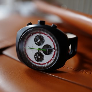 Autodromo's Latest Brian Redman Special Edition DLC Chronograph Is History In Horological Form