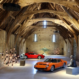 Messum Wiltshire's Month-Long Gallery Is Dedicated To Influential European Sports Cars