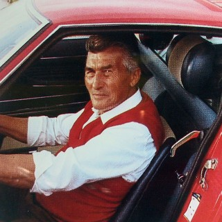 An Upcoming Feature Film Will Chronicle The Life Of Ferruccio Lamborghini And His Rivalry With Ferrari
