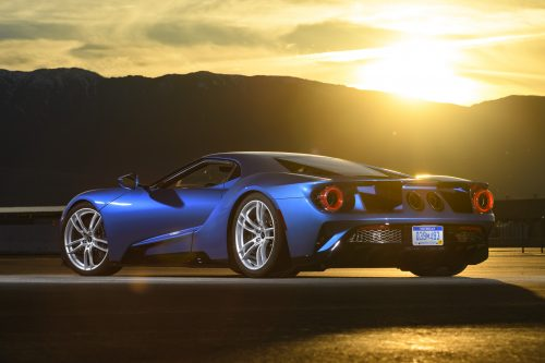 What Its Like To Finally Drive The Ford Gt