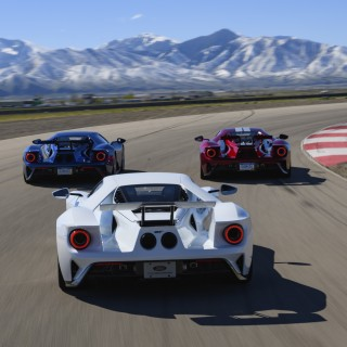 What It's Like To Finally Drive The Ford GT