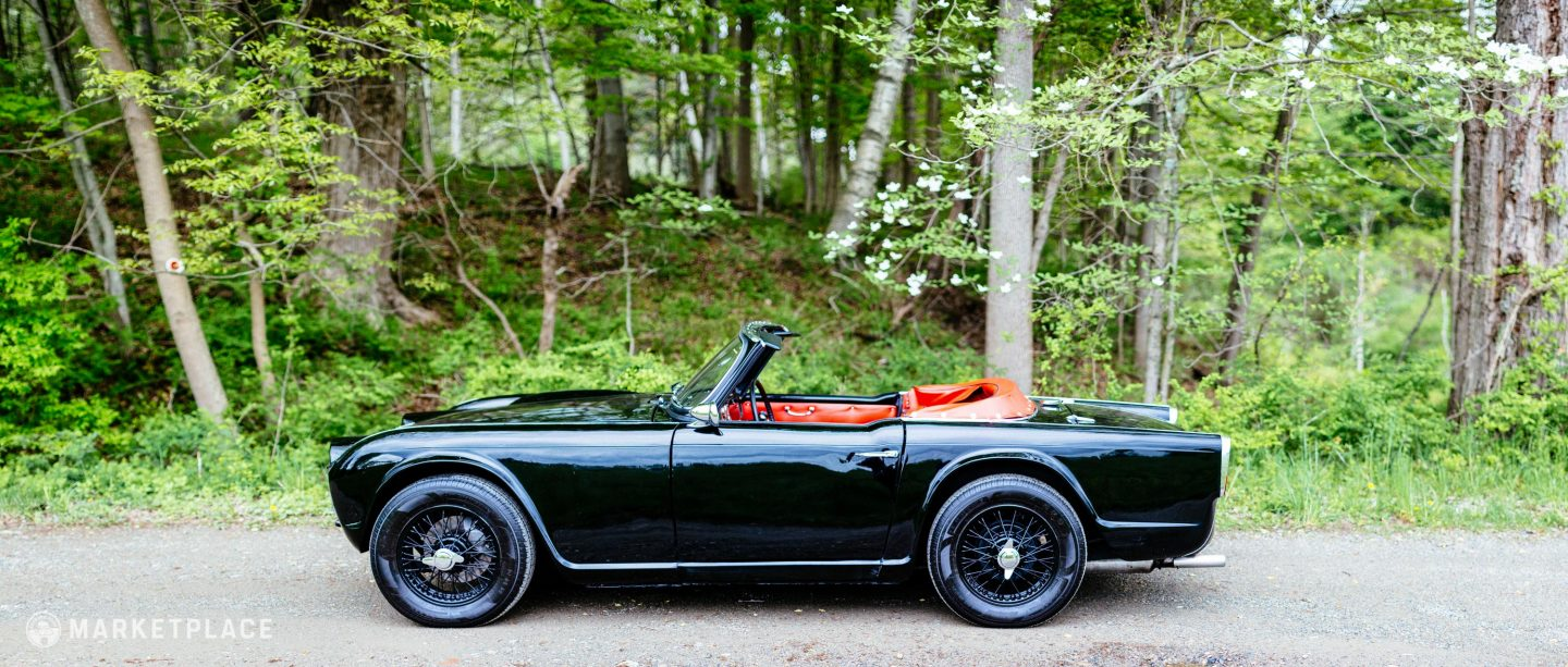 1961 Triumph Tr4 W Engine Audio Clips Petrolicious
