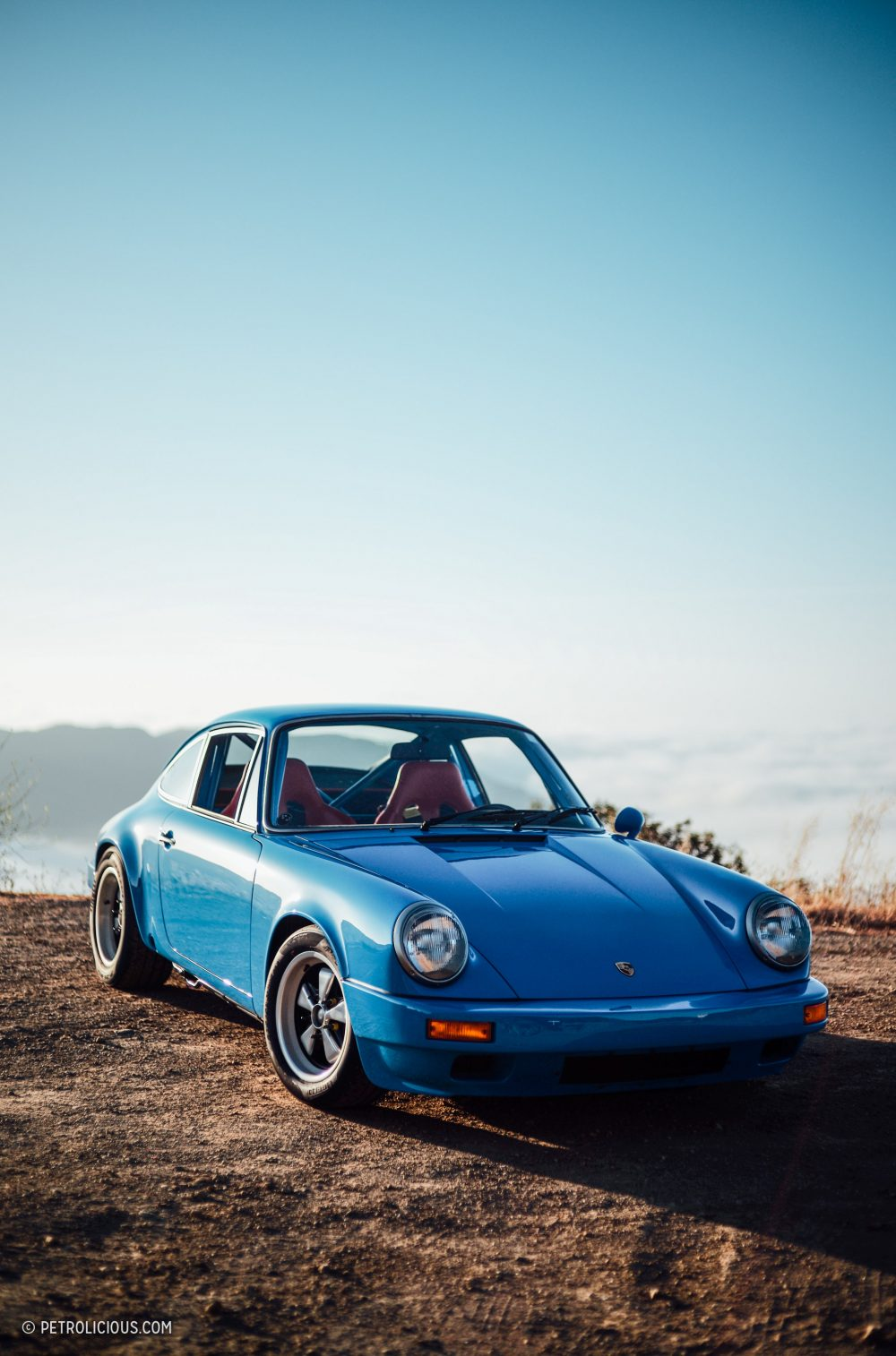 Workshop5001s Latest 911 Build Is A Blue Autocross Beast Petrolicious 1972 Porsche Wiring Harness Marlon Goldberg Well The Car Was One I Knew About Before Had Client For It My Friend Roberto Who Imports Celette Workstation Benches And Lifts From