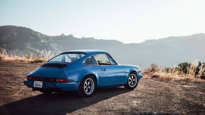 Workshop5001's Latest 911 Build Is A Blue Autocross Beast