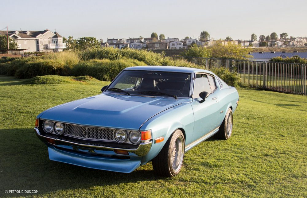 This Toyota Celica Liftback GT Beautifully Couples Japanese And ...