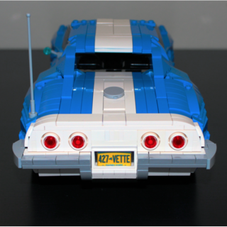 Enthusiast-Built LEGO Corvettes Are Much More Than Simple Toys