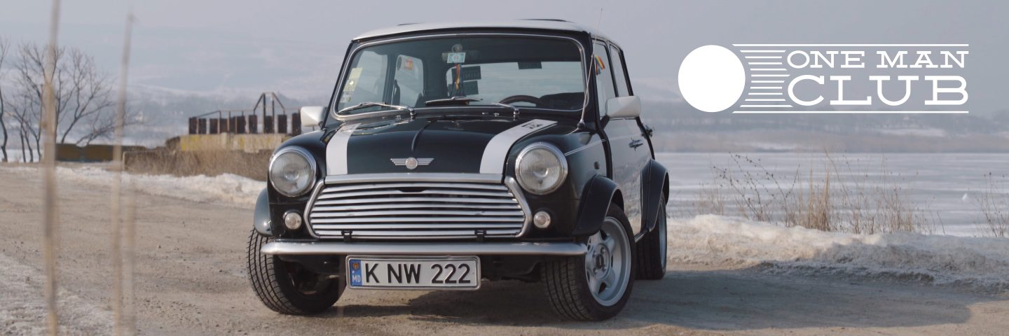 This Moldovan Mini Cooper Is A One-Man Club