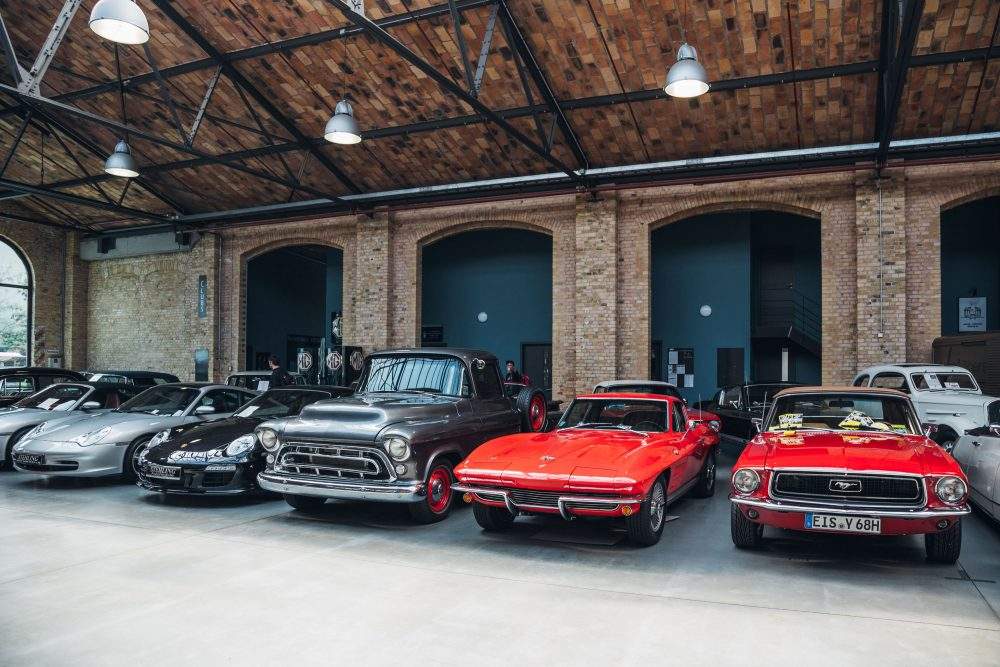 GALLERY: Mingling With A Variety Of Vintage Metal In Berlin ...
