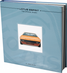 Lotus Esprit: The Official Story