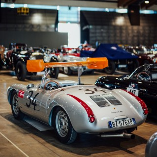 GALLERY: The Mille Miglia Staging Area Might Be The World's Greatest Car Show