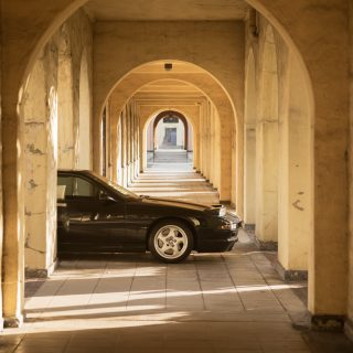 GALLERY: Behind The Scenes On Our BMW 850CSi Film Shoot
