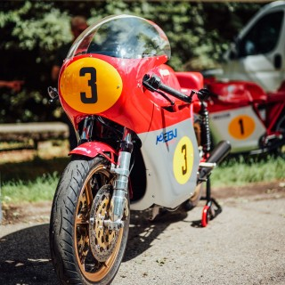 Monza's Reunion Motorcycle Show Was A Two Wheeled Triumph