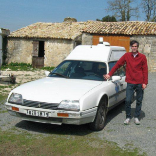 Owning This Citroën CX-based Heuliez Is A French Dream Years In The Making