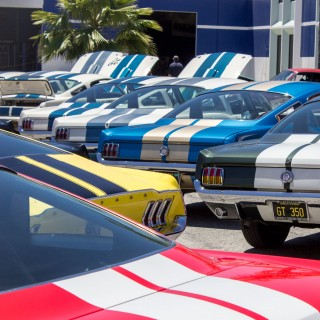 Honoring An American Icon At The Carroll Shelby Tribute and Car Show