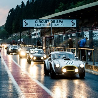 The 2017 Spa Classic Could Be The Pinnacle Of Vintage Motorsports