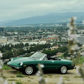 GALLERY: Behind The Scenes On Our 1974 Alfa Romeo Spider Film Shoot