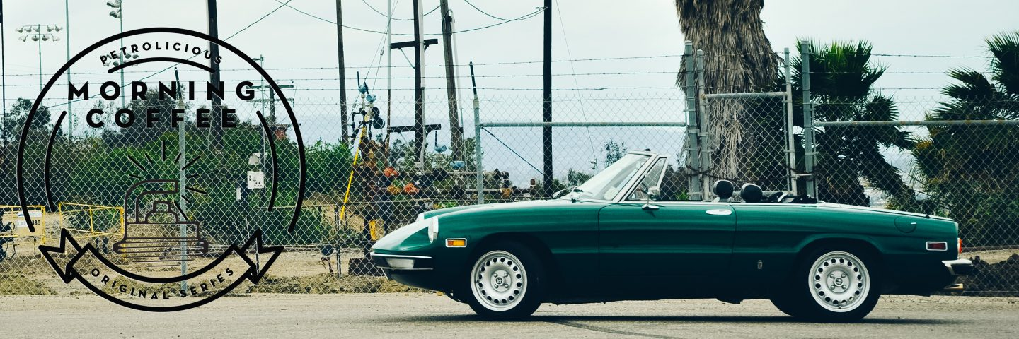 This Alfa Romeo Spider Is A Well-Oiled Multitool