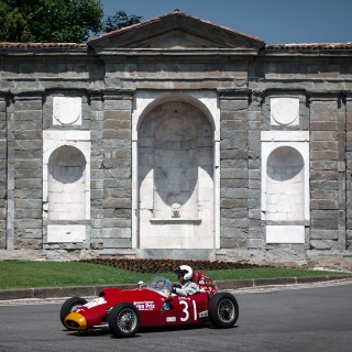 The Bergamo Historic Gran Prix Is Quintessential City Circuit Racing