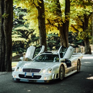 Homologation (Extra) Special: The Mercedes-Benz CLK GTR
