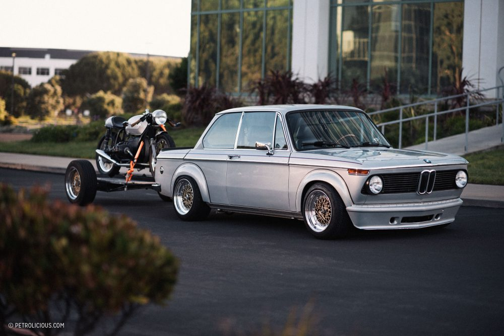 2002 And R75 6 Are Six Wheels Of Vintage Bmw Bliss Petrolicious