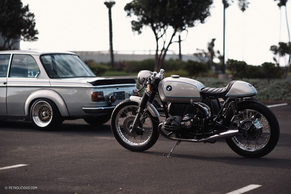 2002 and R75/6 Are Six Wheels Of Vintage BMW Bliss