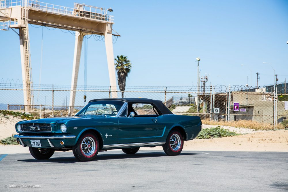 This 'K-Code' Mustang Convertible Is A 289 HiPo Pony