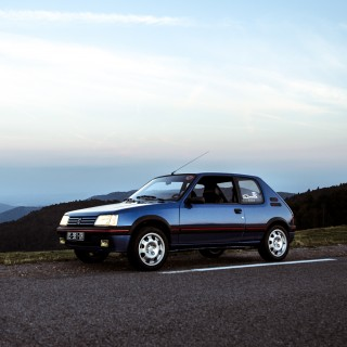 GALLERY: Behind The Scenes On Our Peugeot 205 GTI Film Shoot
