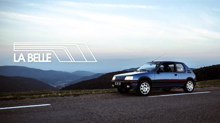 This Pair Of Peugeot 205 GTIs Has Been Decades In The Making