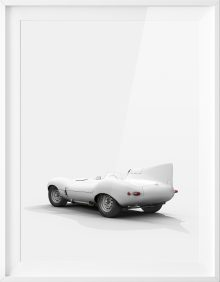 D-Type Rear Poster