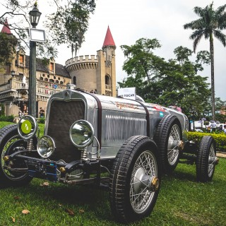 The Medellín Concours d'Elegance Is A View Into Colombia's Earliest Automobiles