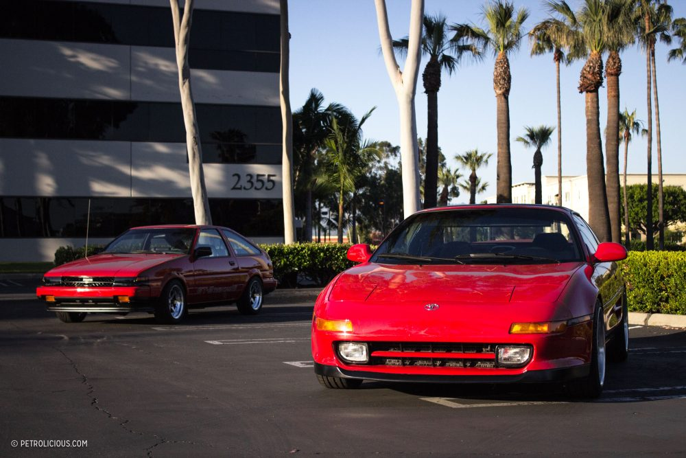 Two Takes On Toyota Sports Cars: AE86 GT-S And MR2 Turbo ...