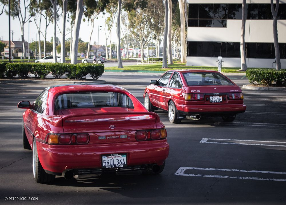 So, Here Are Two Totally Different Toyota Sports Cars From Two Distinctive  Decades That Are Still More Similar Than Not Thanks To Their Build  Qualityu2014they ...