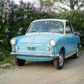 The Autobianchi Bianchina Transformabile Speciale Is A Symphony Of Italy