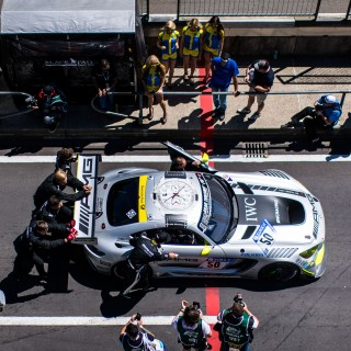 Losing Track Of Time At The Nürburgring 24 Hours