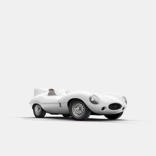 New Jaguar D-Type Posters From INK Are Now Available In The Shop