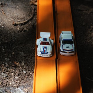 Recreating Racing Rivalries And Memories In 1:64th-Scale Die-Cast