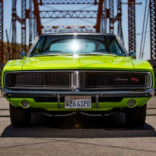 GALLERY: Behind The Scenes On Our '69 Dodge Charger Film Shoot