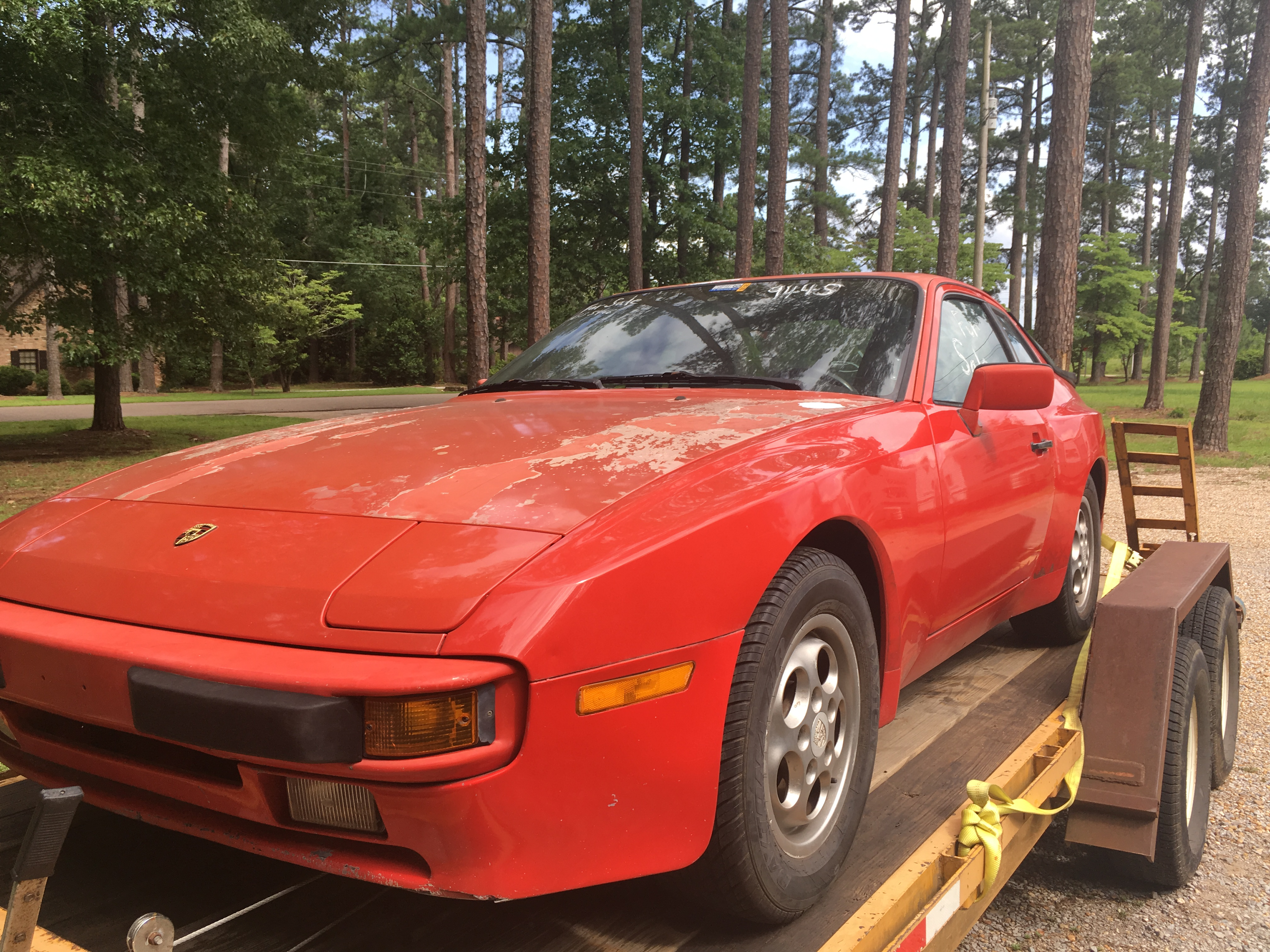 As The Owner Of A 1987 944s, I Believe It Is Triple The Fun Of A Miata Or  Track Car, Looks Like A Ferrari And Porsche Had A Child, And Is Very Nimble  And ...