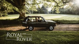 This Range Rover Is A Piece Of Restored English Royalty
