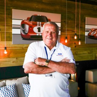 AJ Foyt Returns To Le Mans 50 Years After His Debut Victory