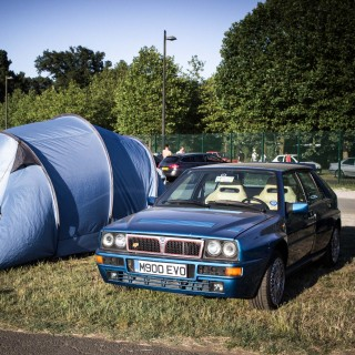 Cars & Camping At Le Mans: Because Hotels Are For Sissies