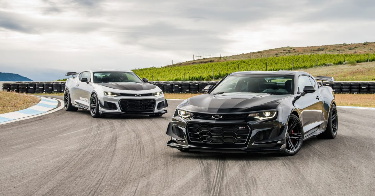 Sorry 'Stang, The Camaro ZL1 1LE Is The New King Of Modern ...