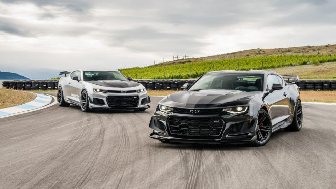 Sorry 'Stang, The Camaro ZL1 1LE Is The New King Of Modern Muscle