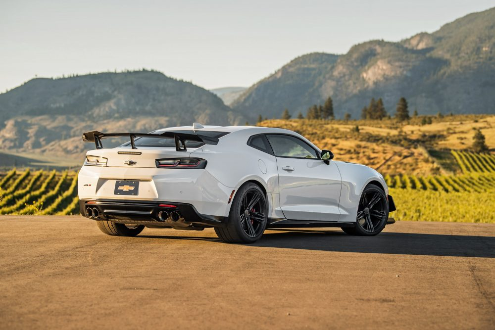 Sorry Stang The Camaro ZL1 1LE Is The New King Of Modern Muscle